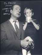 Walter and Charlie Matthau