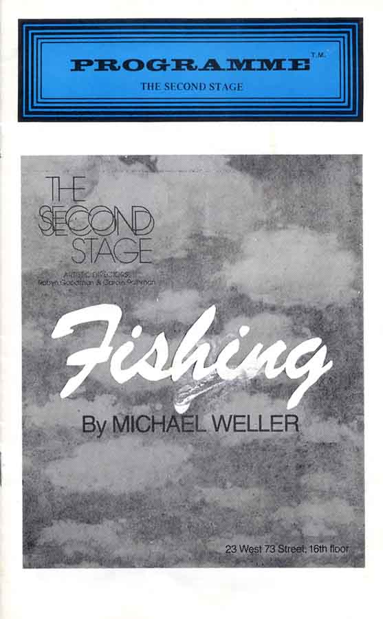 Fishing Program Cover