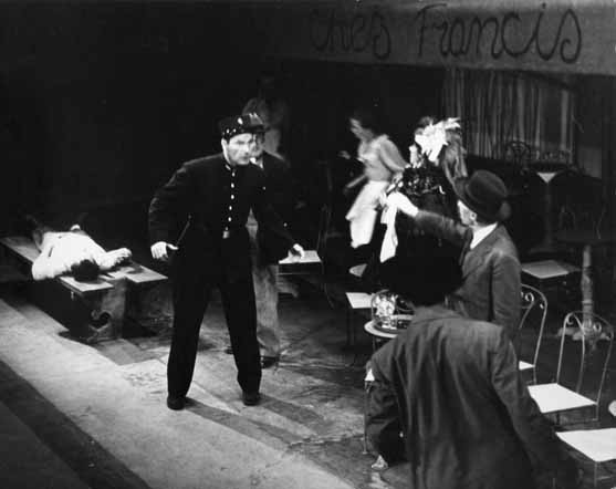 Ralph Roberts in The Madwoman of Chaillot